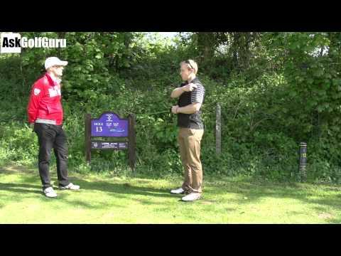 Golf Fitness Shoulder Strength