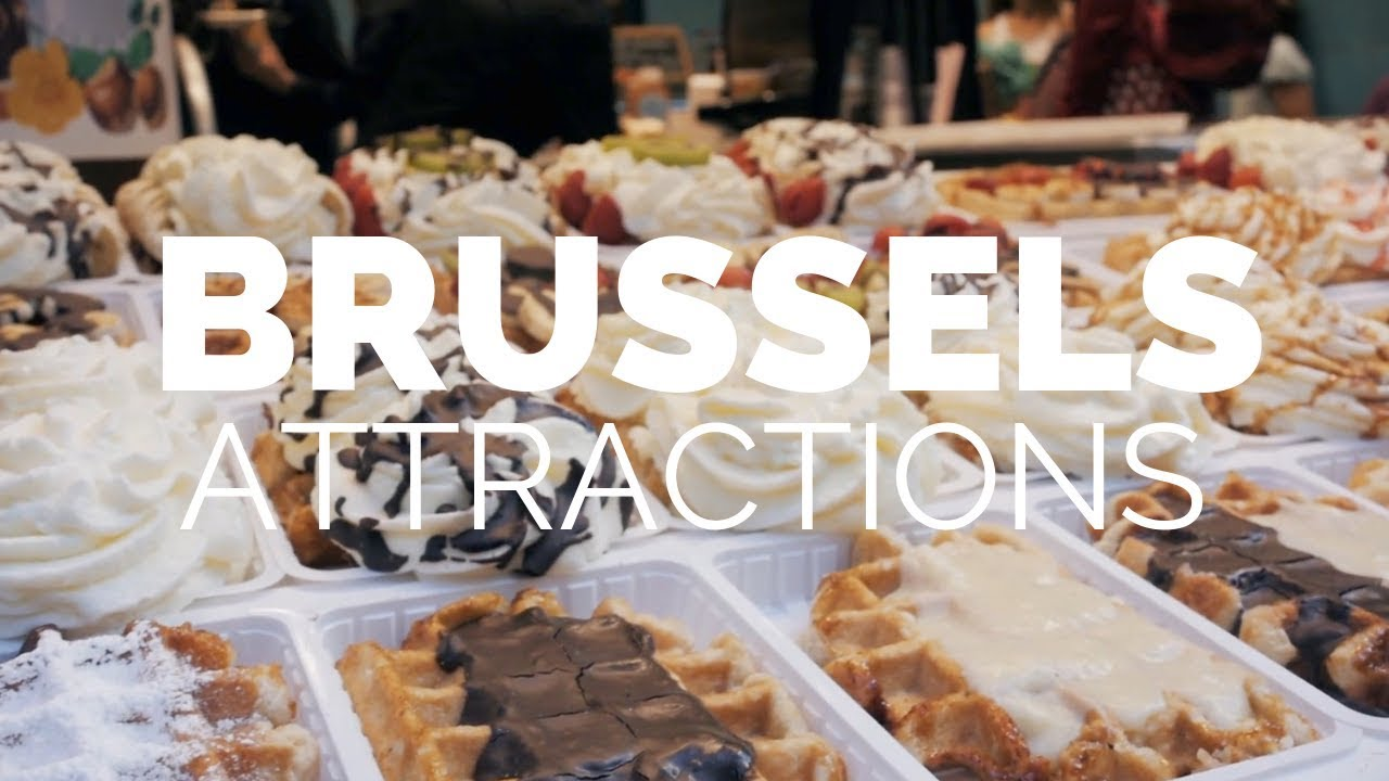 10 Top Tourist Attractions in Brussels - Travel Video