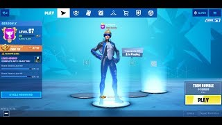 FORTNITE IN ENGLISH new skin FOX