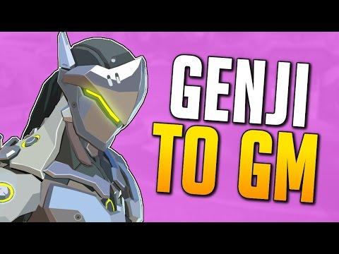 The Roughest of Starts? - Genji to GRANDMASTER - Ep. 1 | Overwatch
