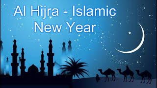 Happy Islamic New Year/Hijri  1440 Wishes WhatsApp Status/ Muharram Mubarak 2018