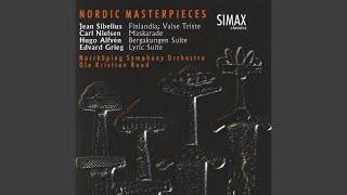 Lyric Suite, Op. 54, 2.. Gangar (Allegretto Marcato)