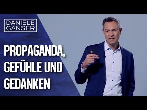 Dr. Daniele Ganser: Wie Propaganda unsere Gedanken und Gefühle lenkt (Berlin 10.03.2019)