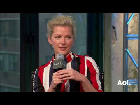 Gretchen Mol On Working With Hugh Laurie  | BUILD Series