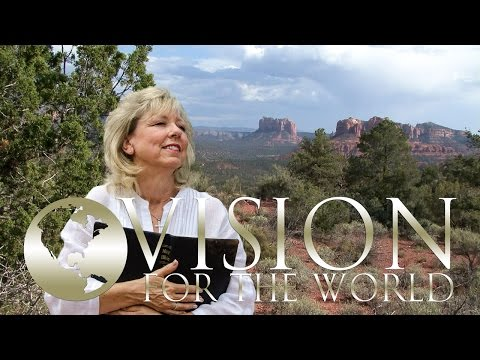 Vision For The World by Catherine Martin | Quiet Time Ministries