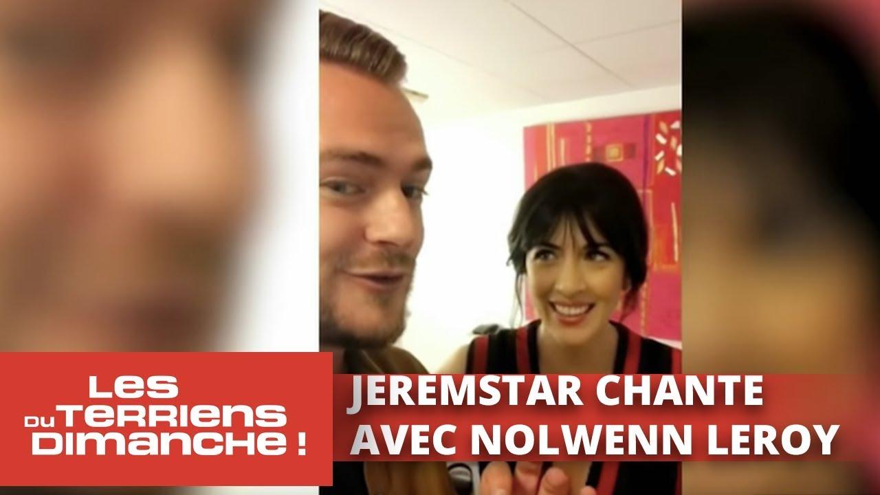 Jeremstar chante avec Nolwenn Leroy , Les Terriens du dimanche