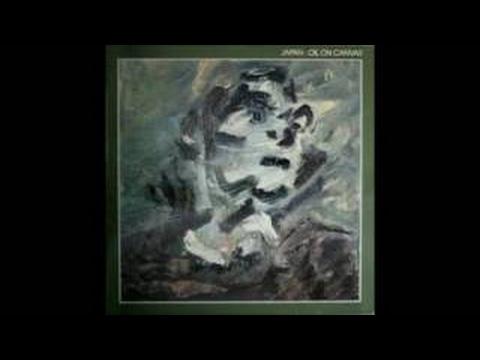 Japan Oil on Canvas 1983 ( album)
