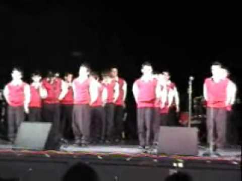 Yeshiva Boys Choir First Ever Live Performance!! Rare Footage!!
