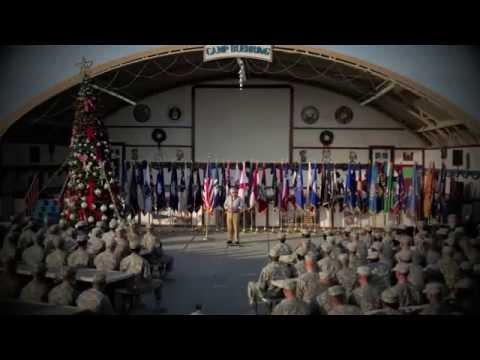 24th Secretary of Defense Chuck Hagel Farewell