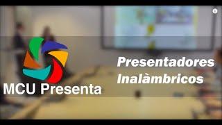 Presentadores inalámbricos