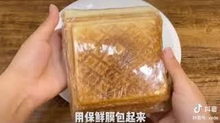 xiaoyu 와플 메이커  샌드위치 와플 에그 와플