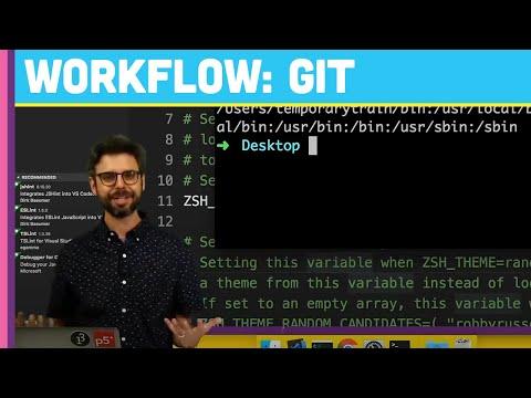 Workflow: Git