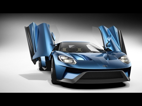 New Ford Gt  L V Bhp Pricespecsinfo