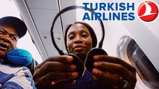 OMG...THE BEST economy class in the world? | TURKISH AIRLINES A330 Istanbul to Johannesburg