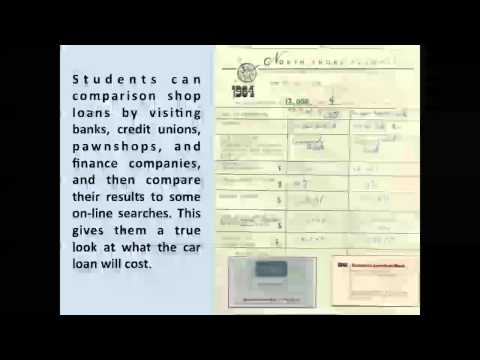 Webinar #3  A Reality Check  Financial Mathematics Projects for Students