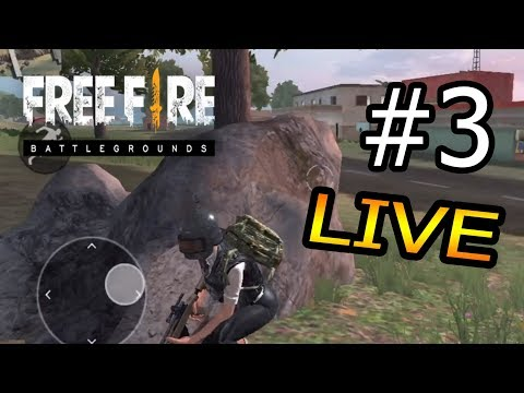 🔴LIVE FREE FIRE #3 | กูยิงแตกให้พูดว่าไร !!