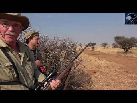 Sable Antelope Hunt.  Gateway To Africa Safaris