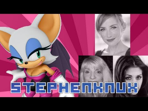 My Opinions on Sonic Voice Actors: Rouge