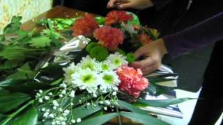 Оформление свадьбы цветами от студии праздника Радуга, днепропетровск
