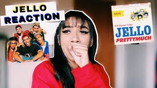 PRETTYMUCH- JELLO [MUSIC VIDEO REACTION]