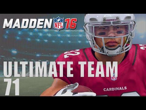 Madden 16 Ultimate Team - Golden Ticket Tyrann Mathieu! Ep.71