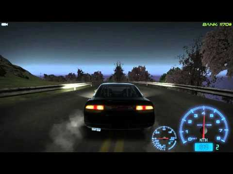 Drift Streets Japan - First TIme |