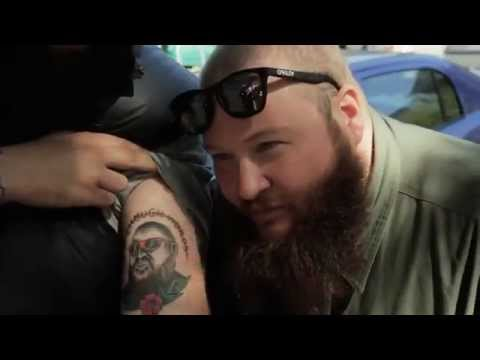 A Day with Action Bronson in Melbourne, Australia