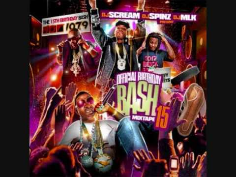 Stuey Rock Feat. Roscoe Dash-What's Up [Prod. By DJ Spinz]