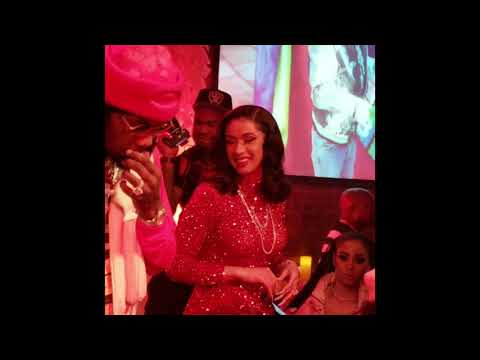 Offset Debuts Apology Song to Cardi B at Father of 4 Listening Party