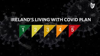 Level 4 of the 'Plan for Living with COVID-19' explained