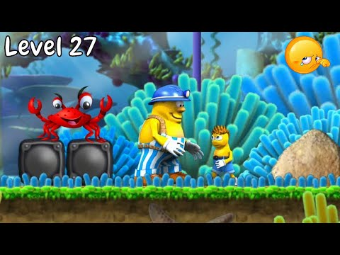 Incredible Jack: Jump And Run (Offline Game) - Level 27 | Hashimi Gaming |