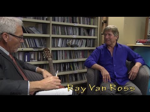 The Profile Ep 28 Ray Van Ross chats with Gary Dunn