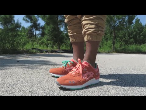 asics gel lyte 3 fresh salmon