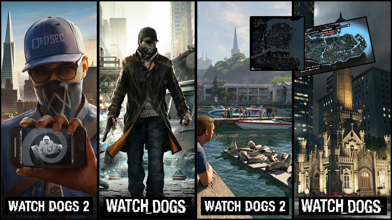 Watch Dog  Et Mafia