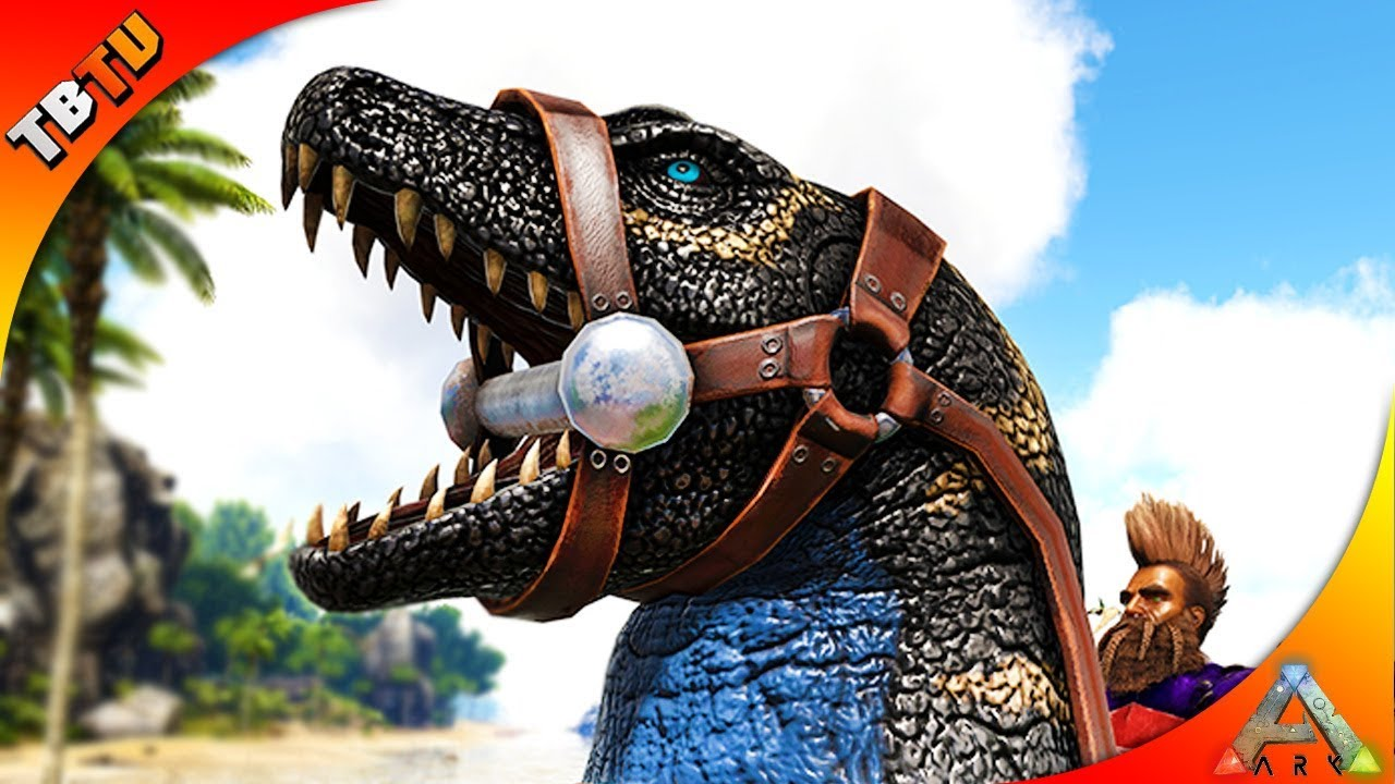 ARK MEGALANIA TAMING AND BREEDING! WHERE TO FIND THE MEGALANIA! ARK  Survival Evolved Update V258