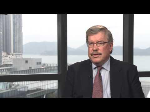 New Measurement for Global Trade: Economist Dr Patrick Low