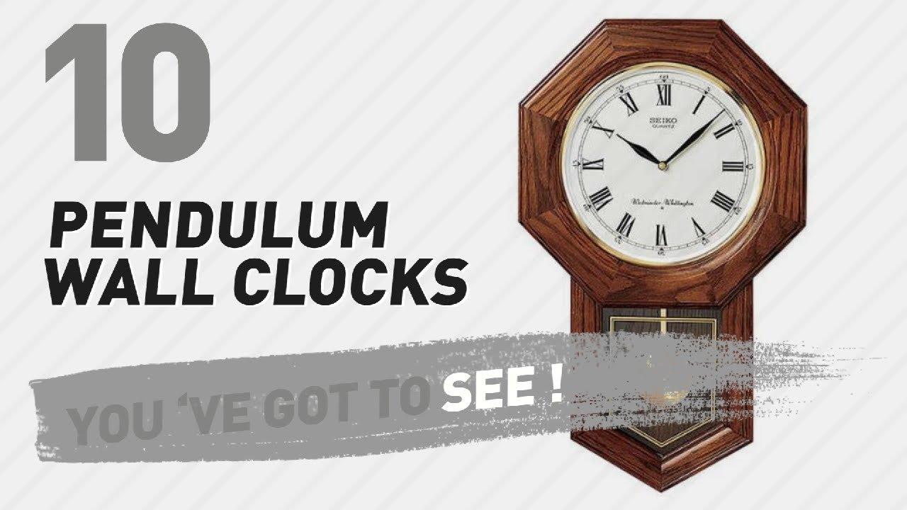 Pendulum wall clocks new popular 2017 youtube pendulum wall clocks new popular 2017 amipublicfo Choice Image