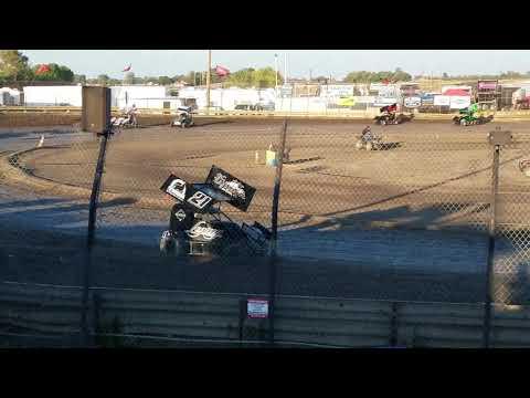 California Speed Week Lemoore Raceway 6/30/18 Restricted Heat 3