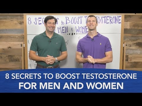 8 Secrets to Boost Testosterone for Men and Women