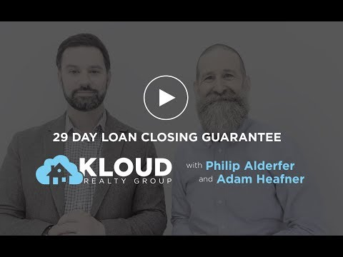 29 Day Home Loan Closing Guarantee in Alaska