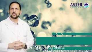 How to clean your eyes by Dr. Manoj Rai Mehta, Aster Eye Hospital, Faridabad