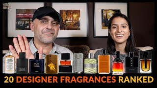Top 20 Designer Fragrances Ranked By Future Perfumer - Are Your Favorites On This List?