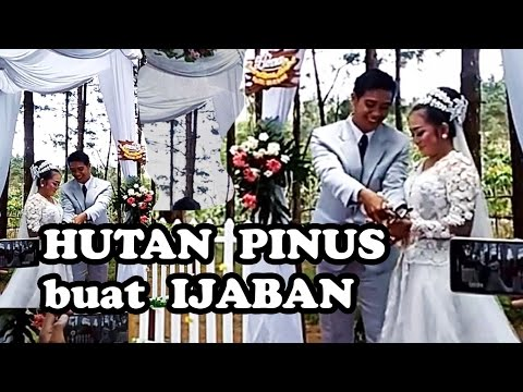 Ijaban di HUTAN PINUS SERANG, Purbalingga || Vlog