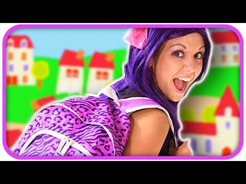Get Ready for School | Back to Kindergarten | Preschool Videos for Kids on Tea Time with Tayla