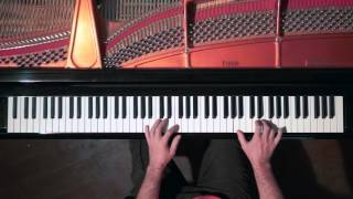 """Aquarium"" from ""Carnival of the Animals"" Saint-Saëns - PIANO SOLO"