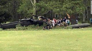 1 Dead 2 Injured in a UH-60 Blackhawk Crash