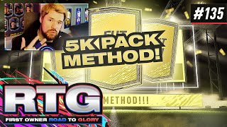 5K PACK METHOD IS O.P!! - First Owner Road To Glory! #135