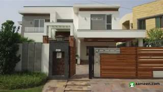 1.65 KANAL BRAND NEW CORNER DOUBLE STOREY HOUSE FOR SALE IN BLOCK C EME SOCIETY LAHORE