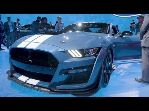 فورد شيلبي GT500 الجديدة.. الأقوى للشركة على الإطلاق  - نشر قبل 3 ساعة