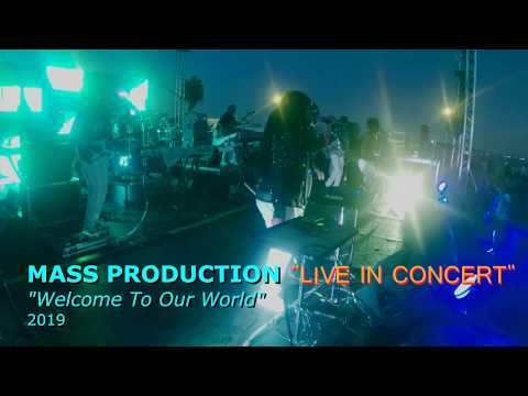 MASS PRODUCTION LIVE AT THE OLD SCHOOL MUSIC EXPLOSION 2019